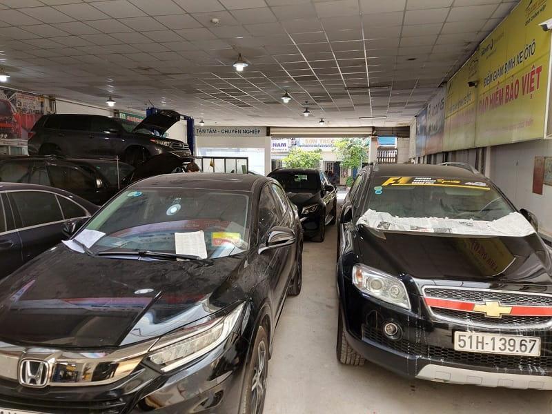 Mua bán xe đã qua sử dụng
