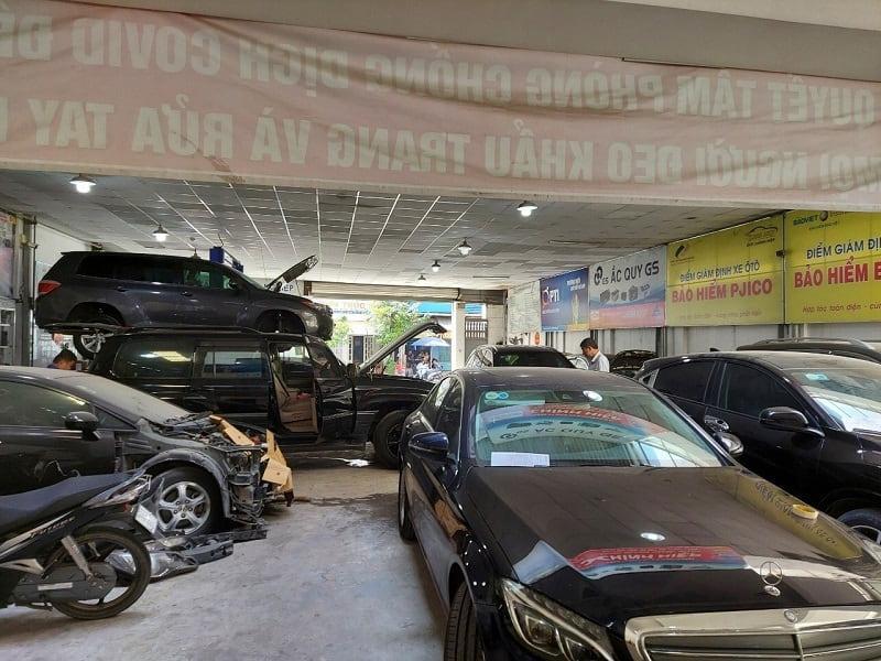 mua bán xe mercedes cũ